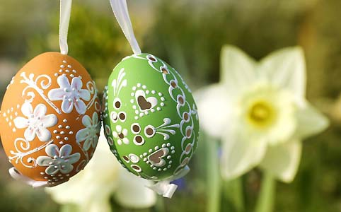 Special opening hours for Easter